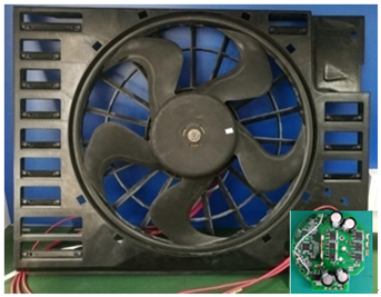 Design of Automotive Cooling Fan Project Based on NXP S12ZVM